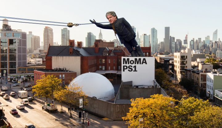 Behind the Scenes of MoMA PS1 Exhibition, Artists Confronted Leadership Over Chairman's Implication in Iraq War