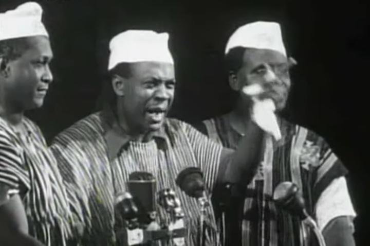 Kwame Nkrumah's Legacy in Film