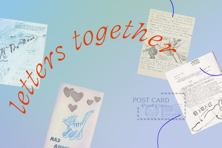 A Space to Write Letters to Those Who Are No Longer Living