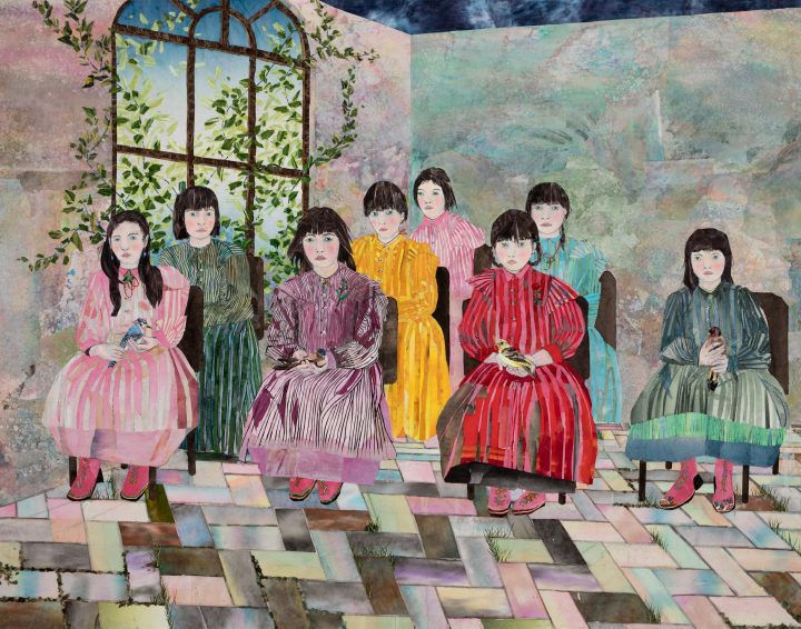"""""""These Are the Women I Want to Be"""": María Berrío's Visions of Displacement"""