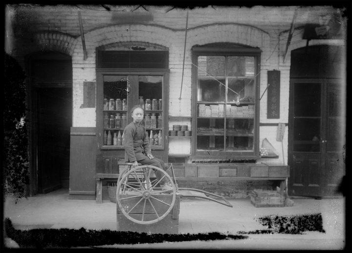 Cache of Photos Reveals LA's Old Chinatown