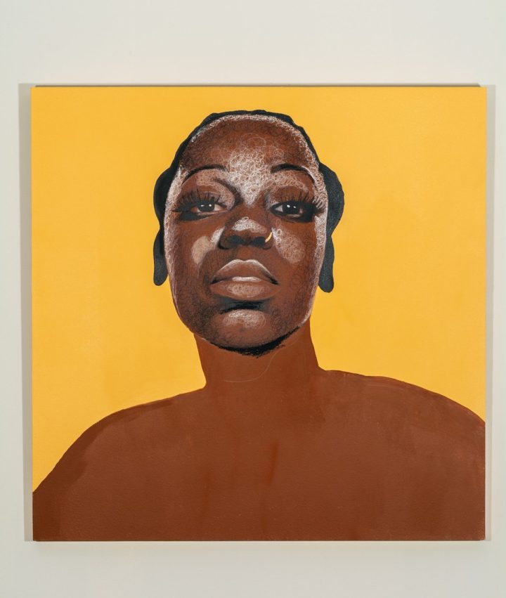 In Vivid Pastels, Adrian Armstrong Explores the Complexity of Blackness