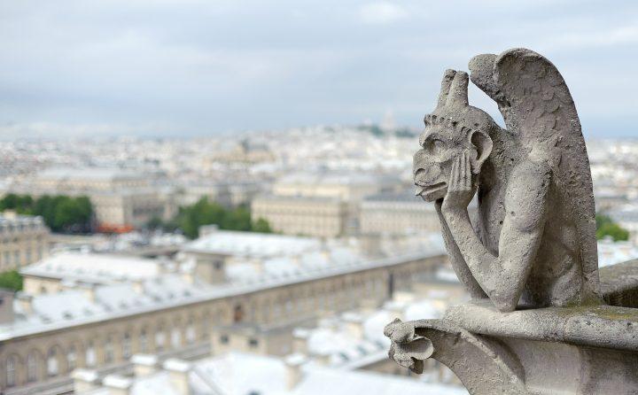 Help Rebuild Notre Dame by Sponsoring a Statue