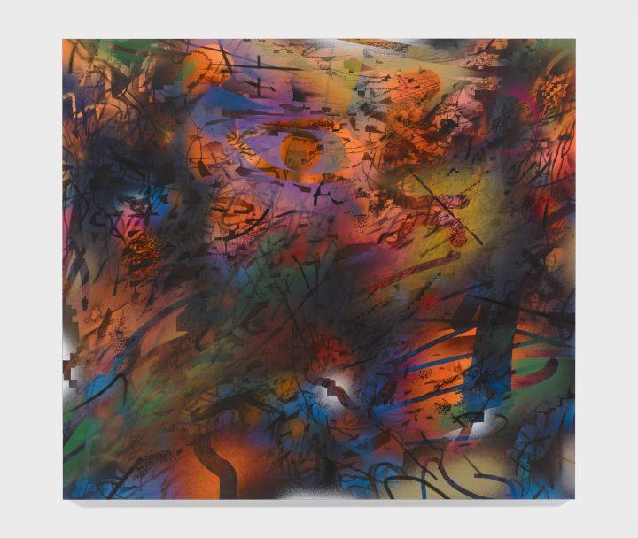 Julie Mehretu Painting Could Raise M for Mass Incarceration Reform