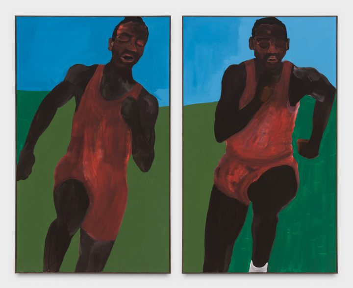 Alvin Armstrong's Black Bodies in Motion
