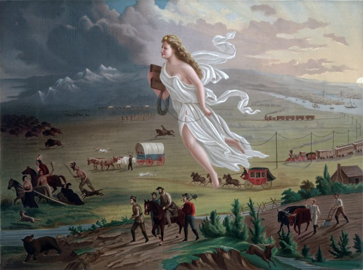 On Nostalgia and Colonialism on the New Oregon Trail