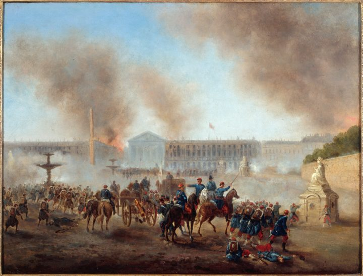 The Iconography of the Paris Commune, 150 Years Later