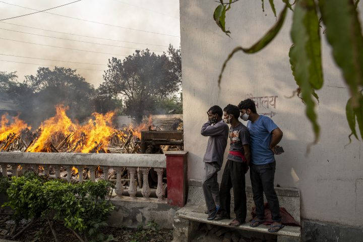 The Media Spectacle of Suffering Surrounding India's COVID-19 Catastrophe