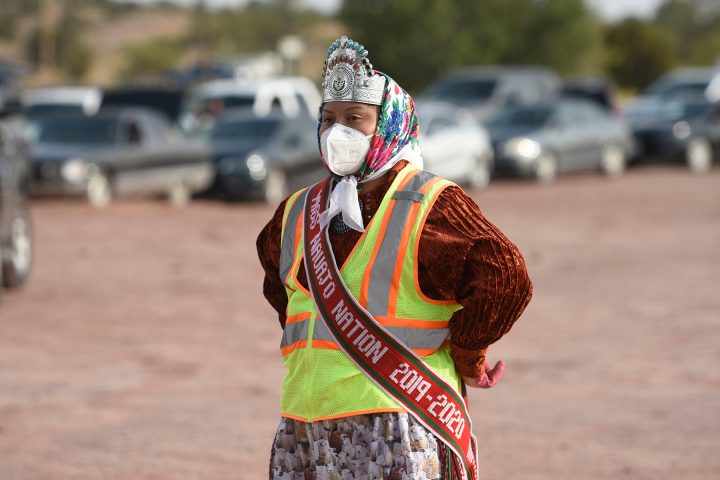 The National Museum of the American Indian Presents The COVID-19 Outbreak in the Navajo Nation