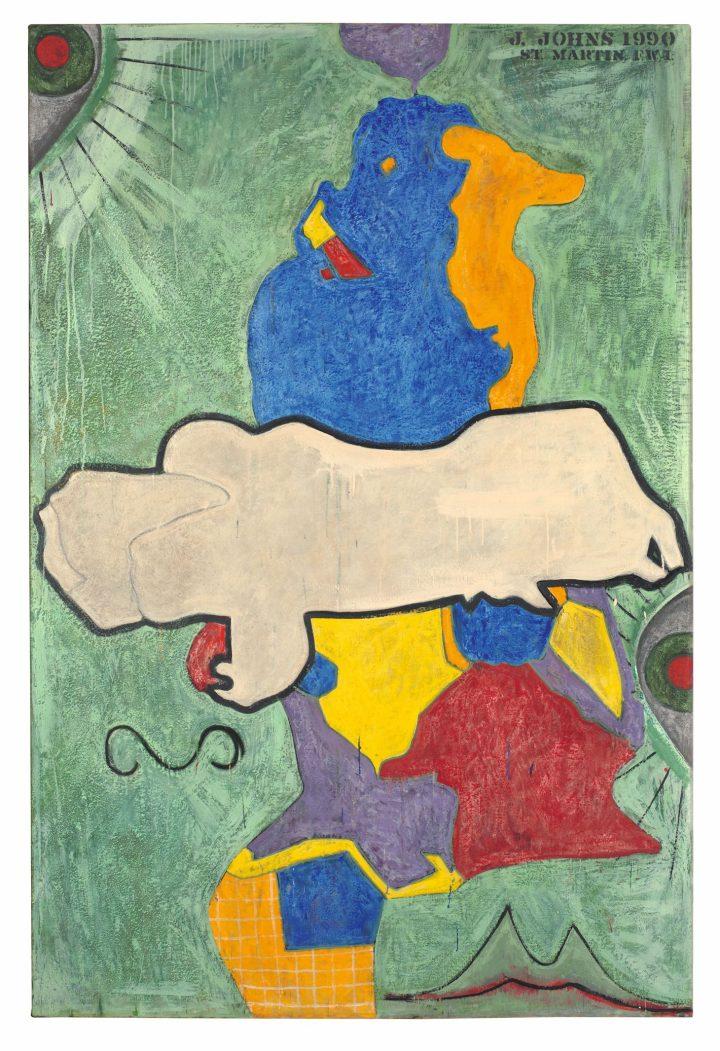 Jasper Johns: Hiding in Plain Sight