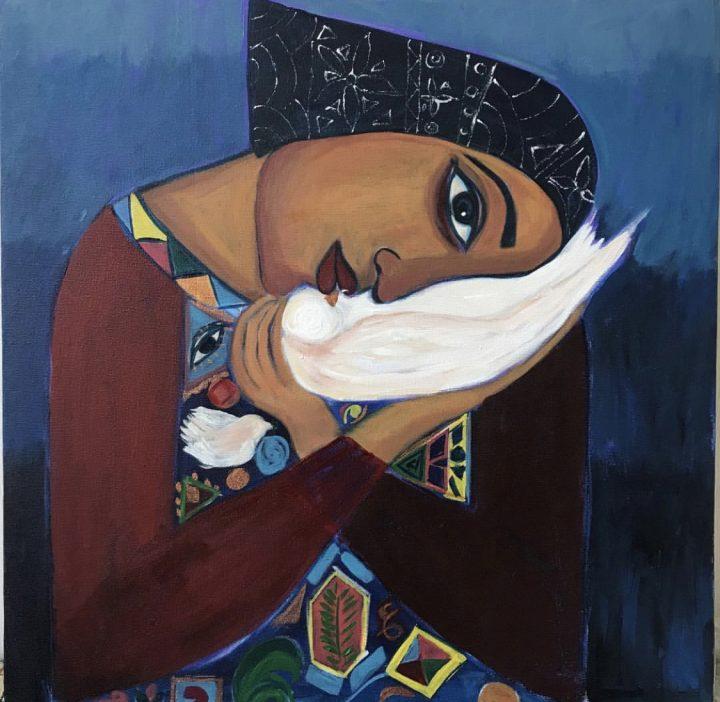 Gazan Artist Speaks About a Lifetime of Trauma and War