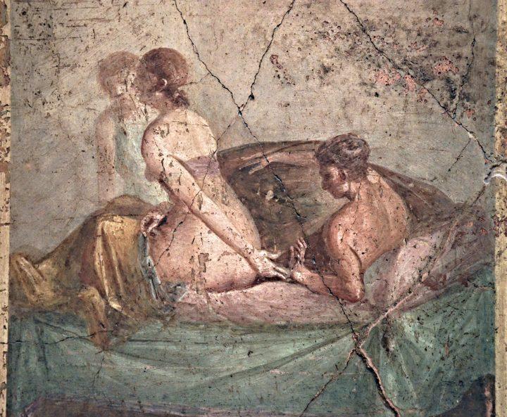 The Tender, Loving Side of the Romans