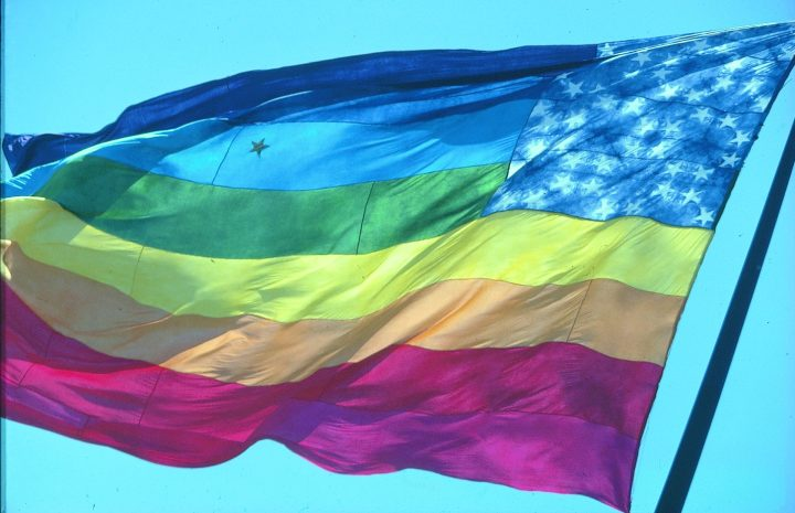 Revel in the First Pride Flag, Long-assumed Lost, in San Francisco