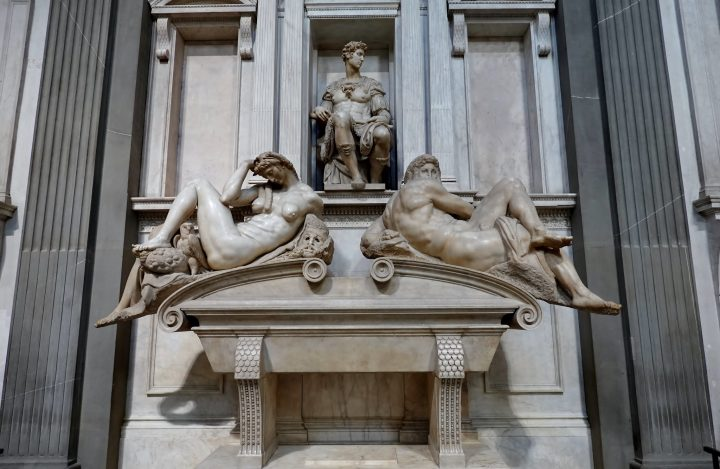 At Michelangelo's Medici Chapel, Stain-fighting Bacteria Work Miracles