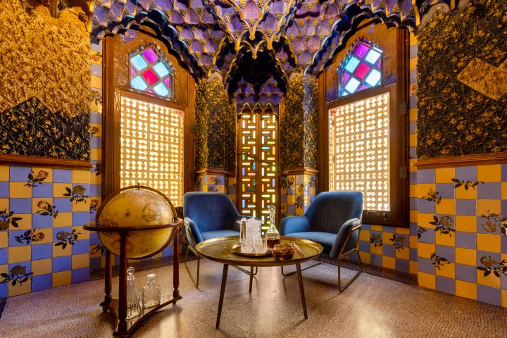 For Just $1, You Can Live in a Gaudí Masterpiece for a Night