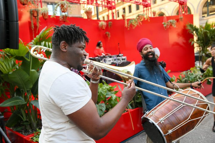 Juneteenth Performances, Art-making Workshops, and More at Creative Time's Red Stage