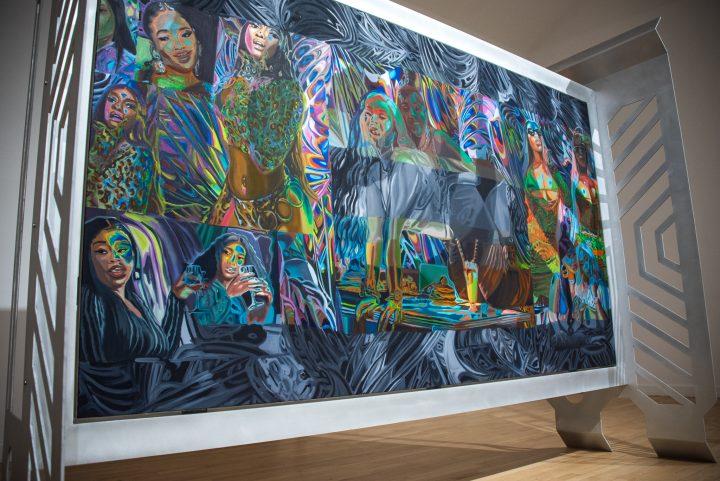 Radical, Feminist Futures Blaze at the Bronx Museum