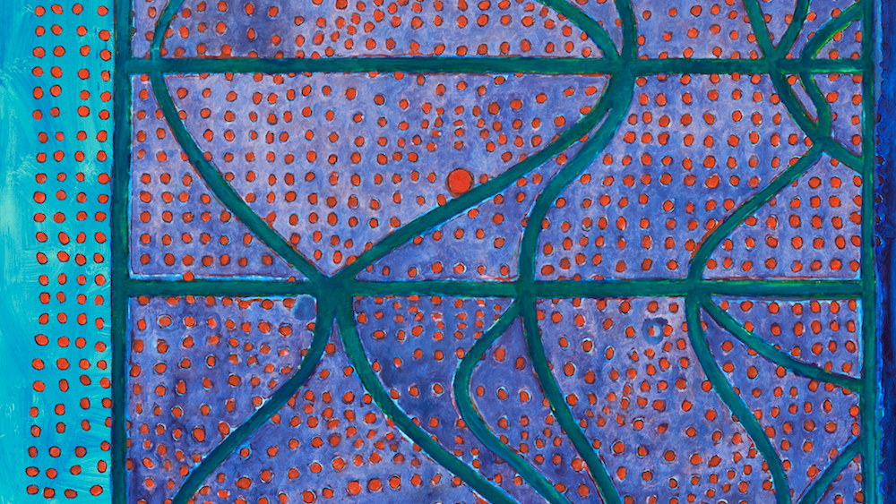 Terry Winters's Allegiance to Science and Abstraction