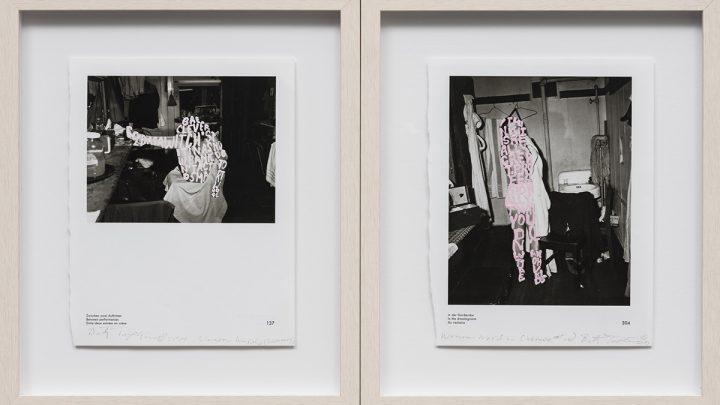 Artist Betty Tompkins Overlays Women's Bodies With #MeToo Testimonies