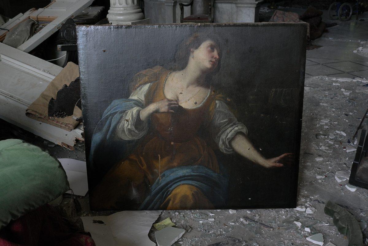 Donna Maria Teresa Serra di Cassano