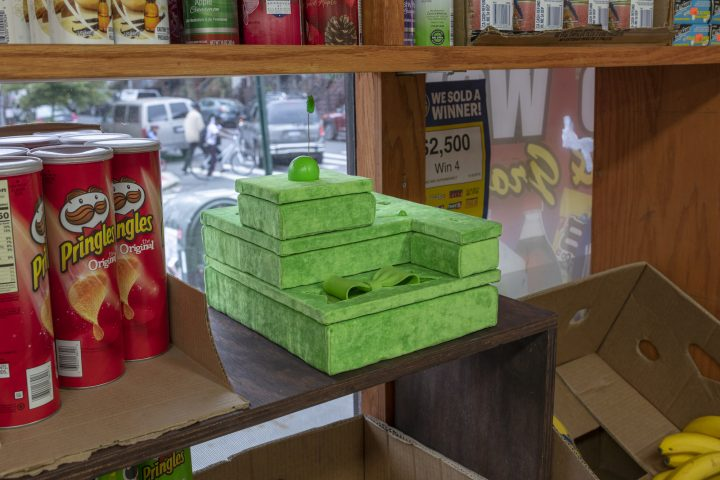 An Artist Inserts Sculptures Into the Everyday of NYC