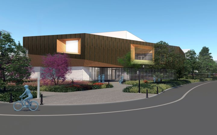 <div>The Oregon Arts Commission and Oregon State University are Commissioning Public Art for New Arts & Education Complex</div>