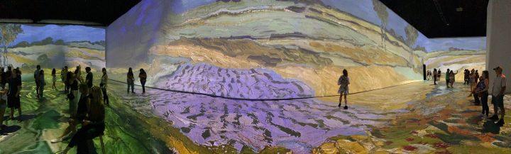 How My Kids Helped Me Stop Hating the Van Gogh Experience