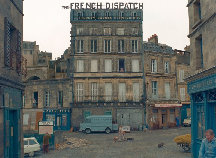 Wes Anderson's Latest Conjures a Confectionary Vision of France