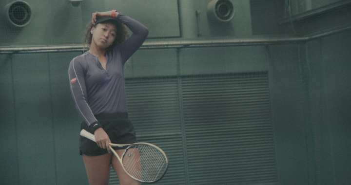 How Tennis Star Naomi Osaka Handles the Pressure of Competition
