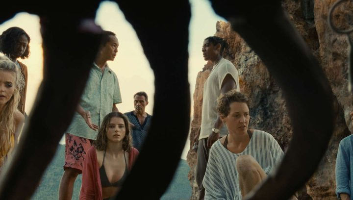 In M. Night Shyamalan's New Thriller, a Beach Rapidly Ages Anyone Who Visits
