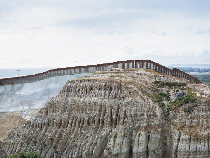 The Disruptive Architecture of Border Walls