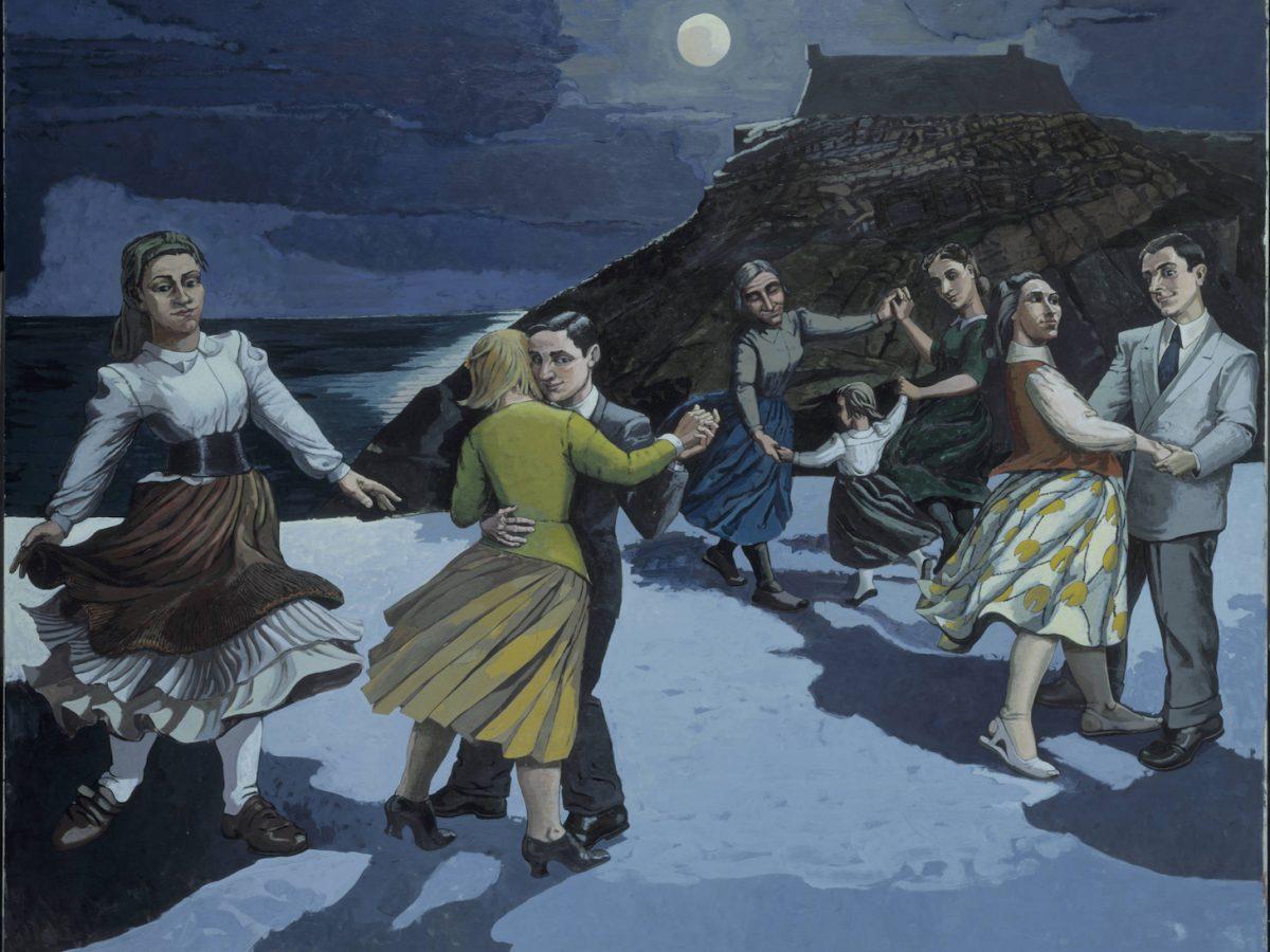 Paula Rego The Dance