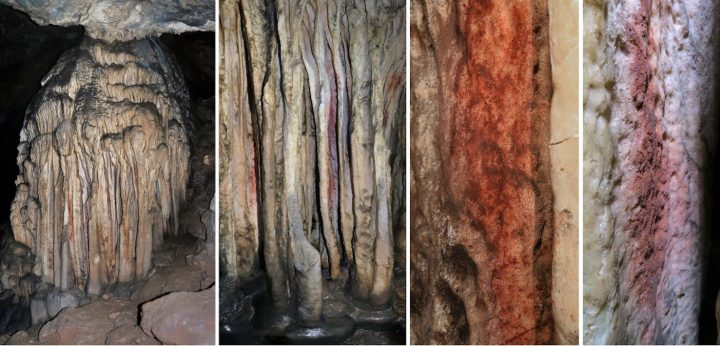 Move Over, Pollock: Research Confirms Neanderthals Made Splatter Paintings