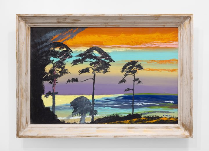 Florida's Kaleidoscopic Skies and Windblown Palms, Immortalized by a Cohort of Black Painters