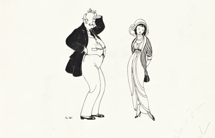 An Early 20th-Century Erotic Illustrator and Her Queer Vision of Beauty