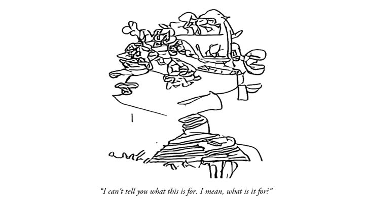 Computer-Generated New Yorker Cartoons Are Delightfully Weird