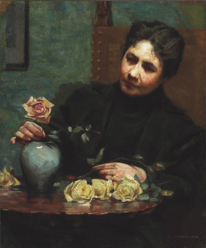 A Forgotten Female Flower Painter, Revived