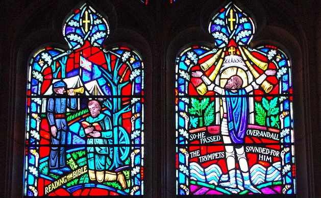 Kerry James Marshall Will Design New Windows for National Cathedral, Replacing Confederate Motifs