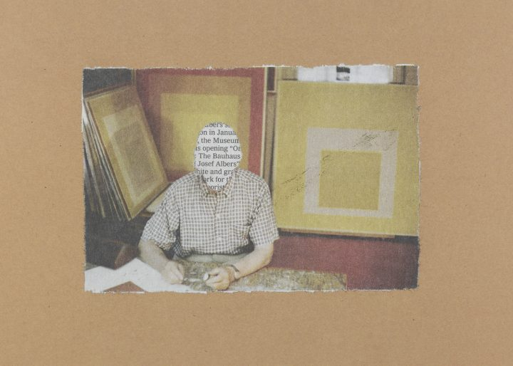 Jim Jarmusch's Forays Into Collage