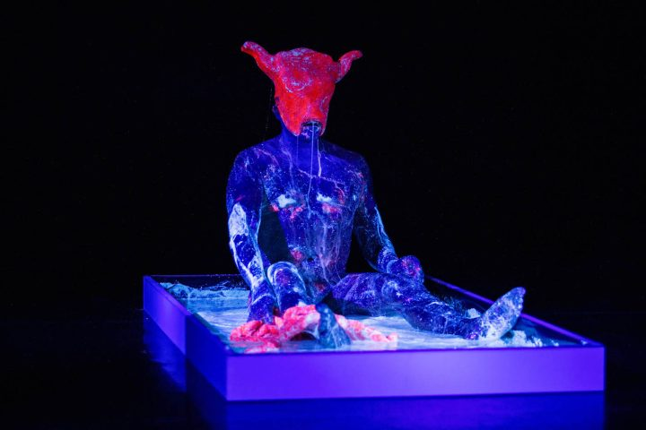 Ron Athey, Transgressive Performance Artist