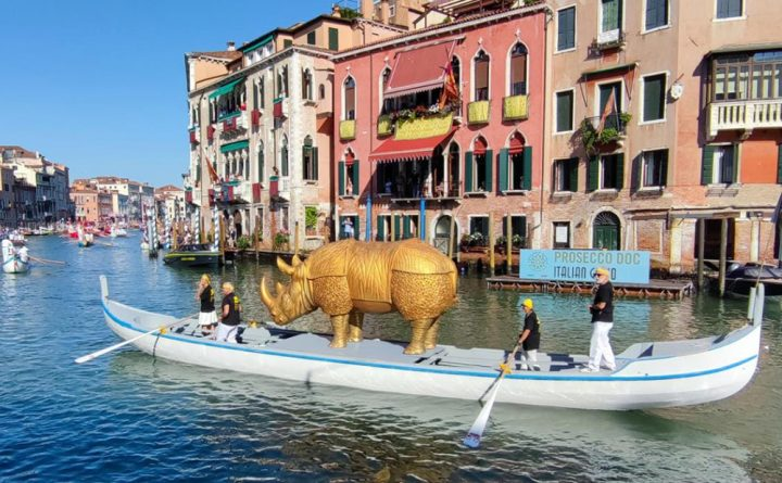 The Historical Regatta Revives the Pomp and Pageantry of 15th-Century Venice