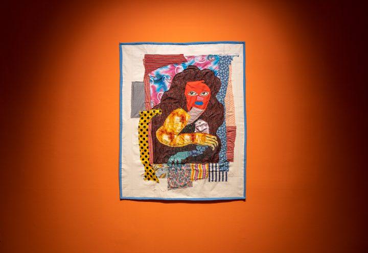 "Maria Guzmán Capron's Deliciously Tactile Fabric Figures, or ""Hot Aliens"""