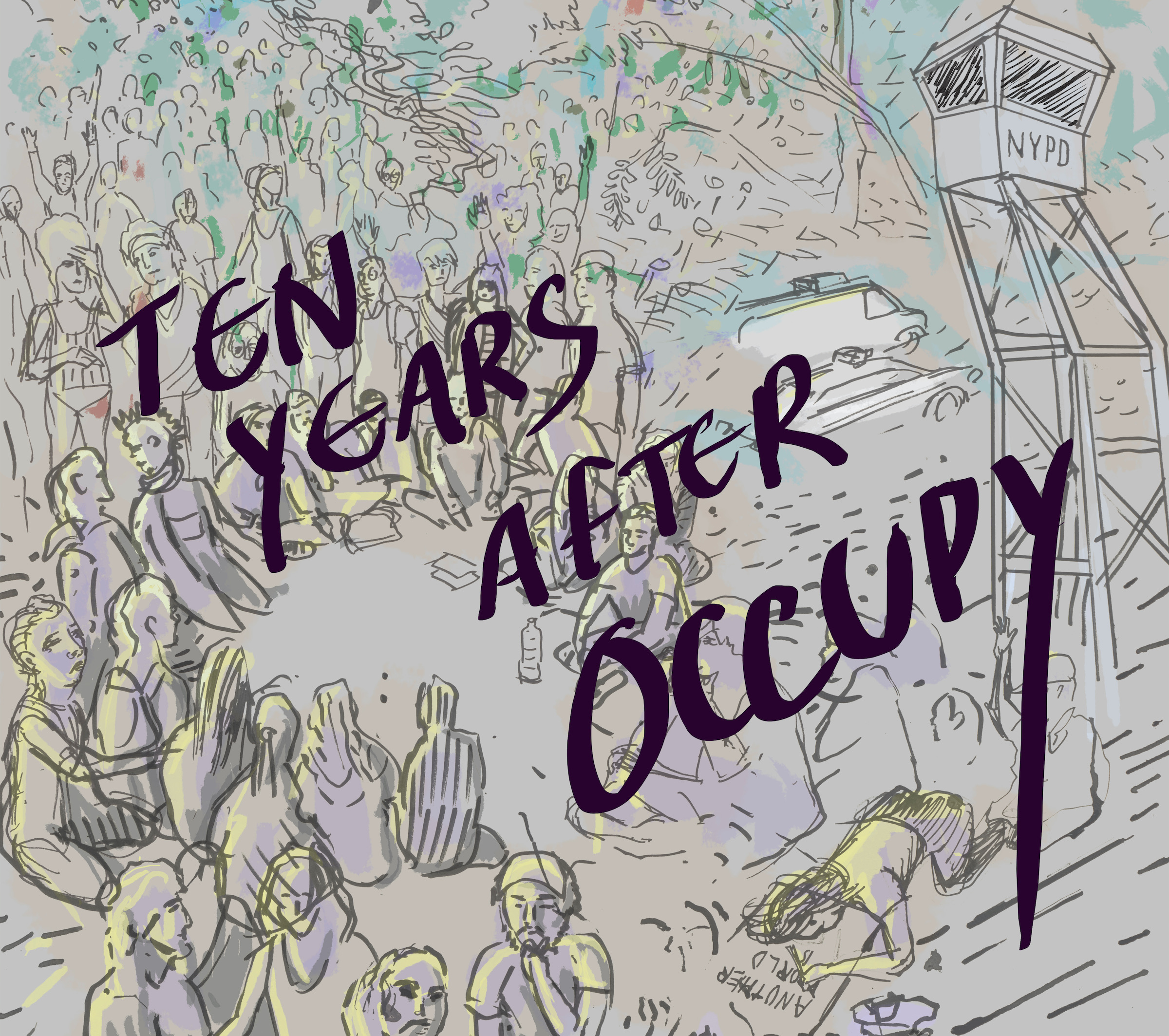 Thinking About Art on the 10th Anniversary of Occupy Wall Street