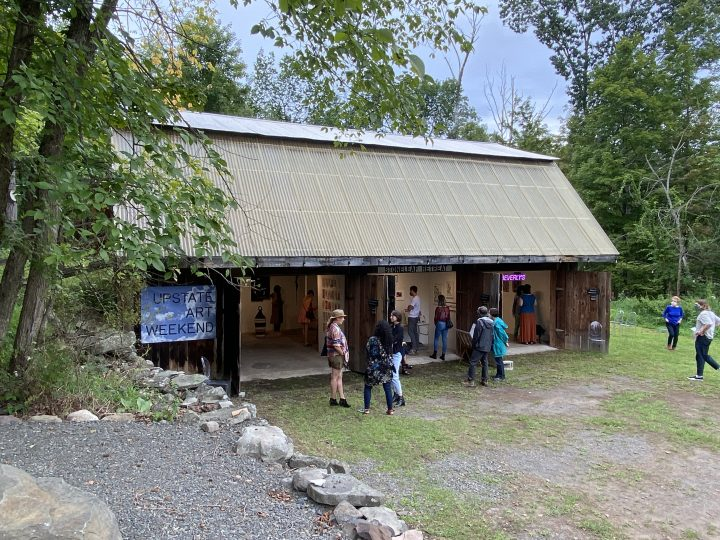 """""""Artists Aren't Just About What They Produce"""": A Different Kind of Art Weekend in Upstate NY"""