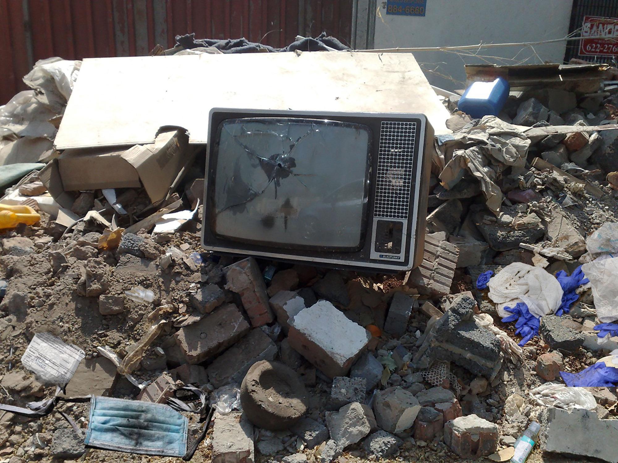 pandemic tv.