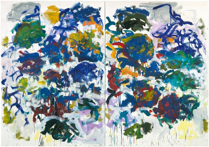Joan Mitchell, a Brilliant Painter and Contrarian at Heart
