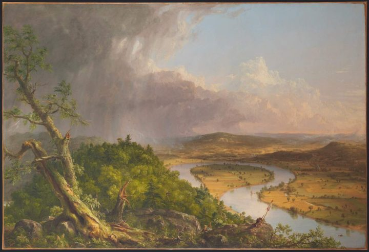 How Landscape Became Doctrine in American Art