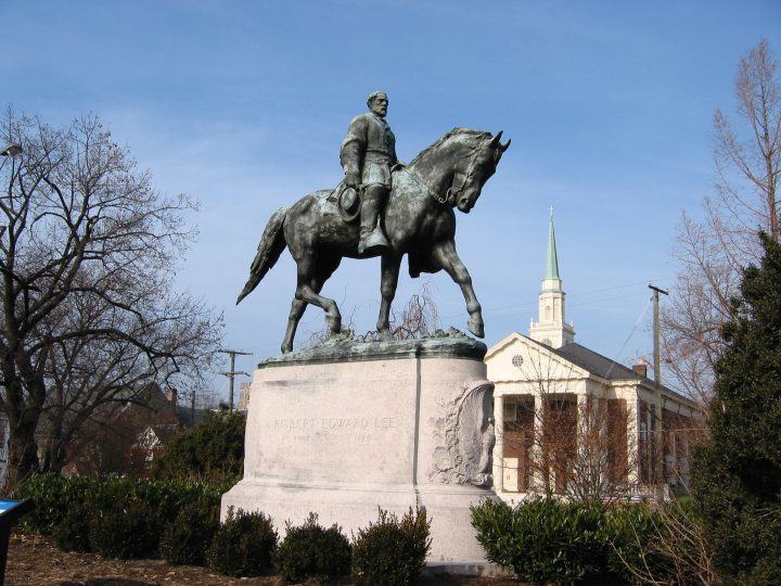 Study Shows Correlation Between Number of Confederate Monuments and Lynchings