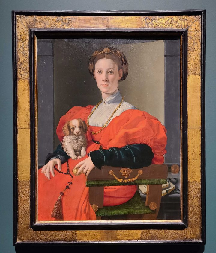 Cloaked in Power and the Tutored Gaze, the Medici Portraits at the Met