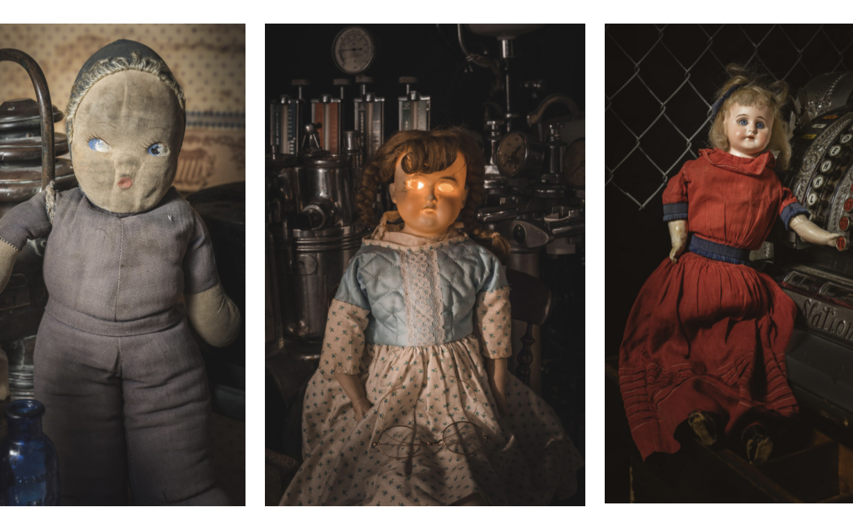 The Competition for This Year's Creepy Doll Contest Is More Horrifying Than Ever